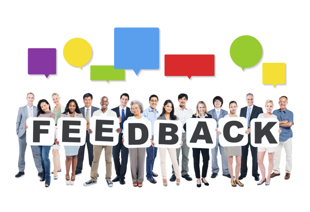 content marketing feedback