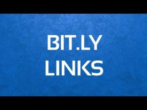 bitly links