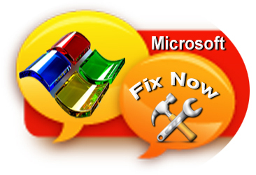 microsoft fix now