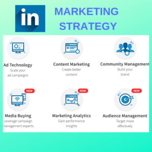 linkedin marketing strategy for companies