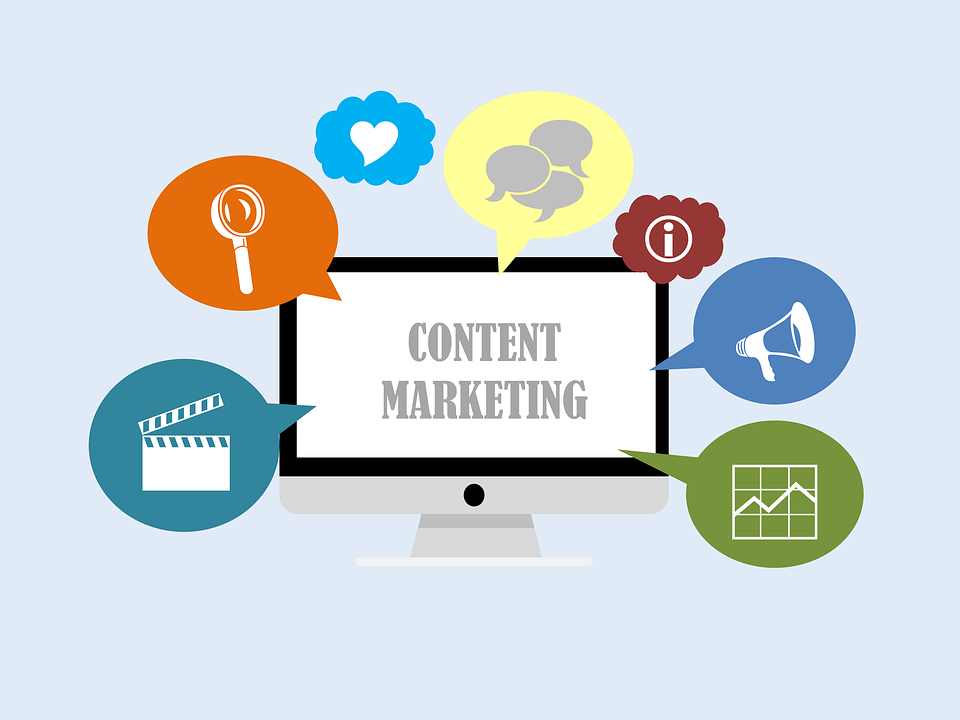 Ideas on content marketing