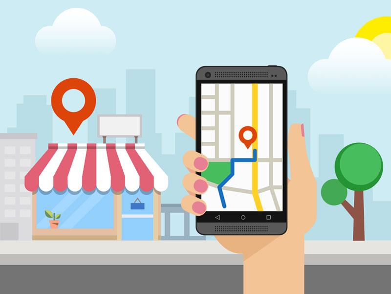 Add location in Local Search Marketing Optimization