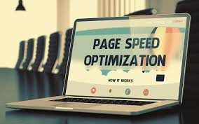 optimisation of website speed